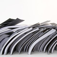 Dezeen   » Blog Archive   » OMA Book Machine at the Architectural Association