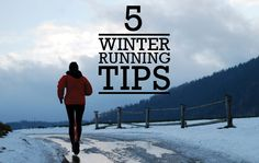 Warm up to winter running: 5 tips