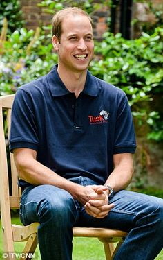 he Duke of Cambridge during his first interview since the birth of Prince George