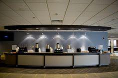 Coffee bar #lobby #church Kansas City, MO