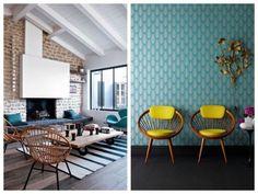 Today I ♥ } La collection outdoor de chez Casamance | Salons ...