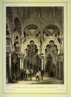 Capilla Muzarabé de la Catedral de Cordoba (1842)