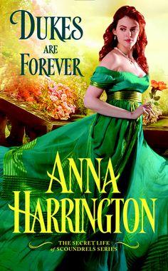 Anna Harrington - Dukes are Forever
