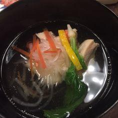 成田屋の雑煮