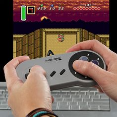 Classic Console USB Controllers