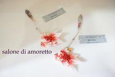 かんざし 夏アイテム l 美容室アマレット ~salone di amoretto~  ℡ 0534470068