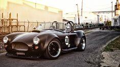 Custom Shelby Cobra #shelbyvintagecars