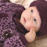 roupas estilosas para bebe menina 6