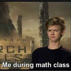 So true haha and plus it has Thomas Brodie-Sangster's face on it