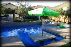 Swim Up Pool Table In Pool Table Claffey Pools