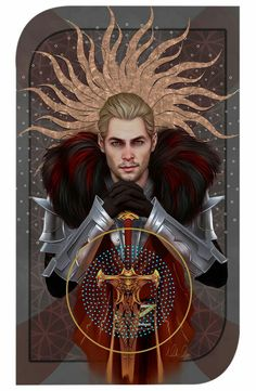 Dragon Age: Inquisition || Cullen