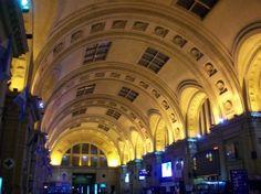 estación de trenes - Buenos Aires, Argentina