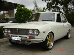 Mazda Rx2 - but without those rims