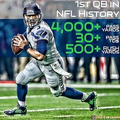 Russell Wilson's awesomeness has stats to back him up