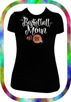 Basketball Mom GLITTER VINYL by SparkleChikOriginals on Etsy