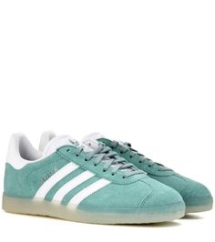 mytheresa.com - Gazelle suede sneakers - Luxury Fashion for Women / Designer clothing, shoes, bags
