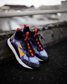 Nike Air Zoom Albis '16 QS: black/blue/yellow
