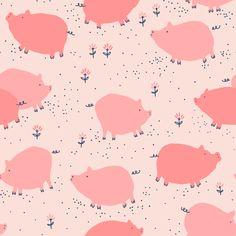 Oink Oink - Pattern designed by Emily Isabella
