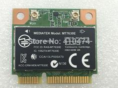 SSEA New Mediatek MT7630E Half MINI PCI-E 300Mbps Wlan WIFI Bluetooth 4.0 Wireless Card for HP 710418-001  709011-001