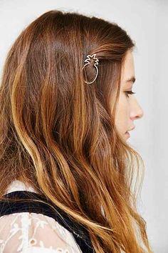 Pina Colada Hair Clip - Urban Outfitters