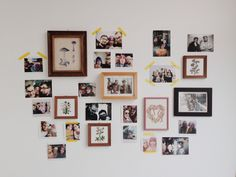 Photowall #decorating #home #style #photo #diy