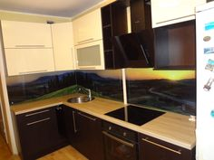Köögi tagaseina fotoprint