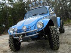 1971 Volkswagen Beetle Baja Bug