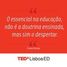#tedxlisboaed  #EdTech #Educação