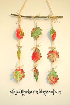 Pikadilly Charm: Fall Decorations