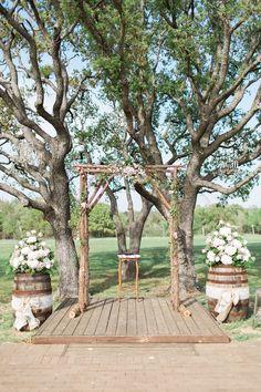 Photography: Ashley Bosnick Photography - ashleybosnick.com  Read More: http://www.stylemepretty.com/2014/11/13/rustic-flying-v-ranch-wedding/