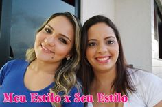 Meu Estilo x Seu Estilo    por Rosinara Borges   Segredos Fashion       - http://modatrade.com.br/meu-estilo-x-seu-estilo