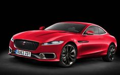 2016 Jaguar XJ Coupe Redesign
