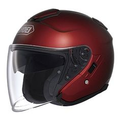 Special Offers - Shoei J-Cruise Metallic Motorcycle Helmet  Red  Large - In stock & Free Shipping. You can save more money! Check It (July 30 2016 at 03:06AM) >> http://motorcyclejacketusa.net/shoei-j-cruise-metallic-motorcycle-helmet-red-large/