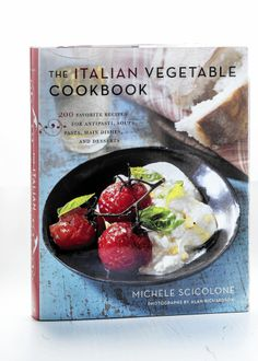 Vegetables? That's amore: 3 cookbooks focus on the Italian approach to produce     Ask an Italian cook about tomatoes, and talk may turn to the importance of using Romas (maybe you call them plums) rather than beefsteaks when making a sauce. Or which tomatoes are salad appropriate. Or how they should be stored.