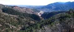 Waldo Canyon - 7 miles round trip, easy trail with 1,050 ft elevation climb. www.abdproducts.com