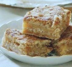 Bolgár 3 bögrés almás Hungarian Cake, Hungarian Recipes, Keto Recipes, Cake Recipes, Cooking Recipes, Torte Cake, Baking And Pastry, Sweet Cakes, Cookie Desserts
