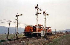 Diesel Engine, Locomotive, Utility Pole, Engineering, Trains, Technology, Locs