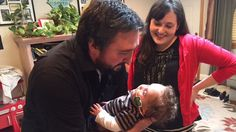 A Bothell baby boy is home recovering after a heart transplant at Seattle Children's.