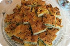 A Seasonal Cook in Turkey: Soğanlı Çıtır Börek or Flaky Filo Pastries with Onion and Parsley