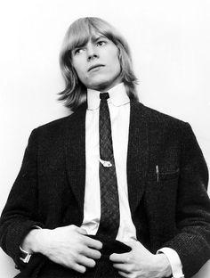 David Bowie when he was David Jones.