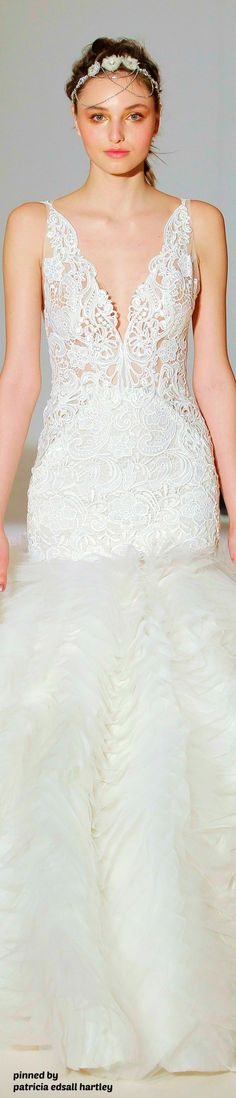 Justin Alexander Bridal Spring 2017 l Ria Wedding Dresses 2018, Wedding Attire, Bridal Dresses, Wedding Bride, Justin Alexander Bridal, Sophisticated Wedding Dresses, Lazaro Bridal, Weeding Dress, 2017 Bridal