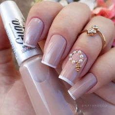 68 exquisite nails enhance girl temperament page 30 Gradient Nails, Holographic Nails, Matte Nails, Acrylic Nails, Color Nails, Stiletto Nails, Coffin Nails, French Manicure Designs, Pink Nail Designs