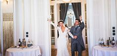 Wedding celebrated in the Grand Hotel of Maria Cristina(San Sebastian)/Boda celebrada en el Gran Hotel Maria Cristina(San Sebastián)