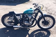 Sweet Kawasaki : by lowbrowcustoms Kawasaki 650, Kawasaki Motorcycles, Classic Bikes, Scrambler, Custom Bikes, Cool Bikes, Motorbikes, Cool Cars, Bobbers