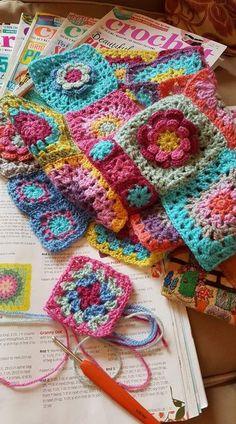 328 Best CAL's (Crochet Along) images in 2019   Crochet