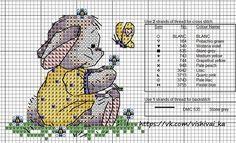 fotos do bebê do esquema de ponto cruz - VyshivayKa | 54 álbuns | VK