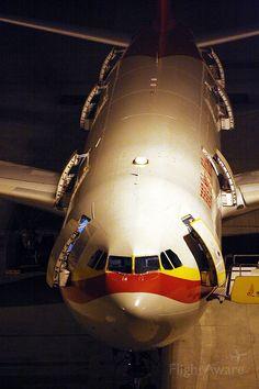 Rare sight! Photo of CHH Airbus A340-600 ✈ FlightAware