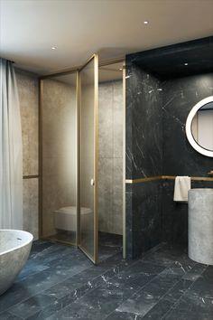"""Les gagnants 2020 des Archiproducts Design Awards ont été révélés ! Coup de projecteurs sur les catégories """"Salle de bains"""" et """"revêtements"""". #ada2020 #ceadesign #fantini #treemme #rexadesign #ceramicacielo #cristinarubinetterie #devonanddevon #ext #inbani #nicdesign #graff #scarabeoceramiche #quadrodesign #salvatori #vismaravetro #bathroom #salledebains #design #designers #winners #gagnants #awards #hydropolis #salledebain #revetements #carrelage #deco #decointerieure #renovation #ideesdeco Door Design, Wall Design, Next Bathroom, Shower Cabin, Glass And Aluminium, Interior Architecture, Interior Design, Shower Units, Shower Enclosure"""
