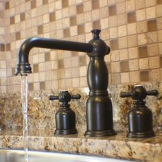 21 Best Oil Rubbed Bronze Kitchen Faucets Images Bronze Kitchen