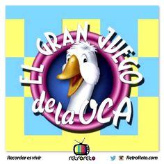 ♪ Ven a jugar, el Juego de la Oca ♪  http://www.RetroReto.com
